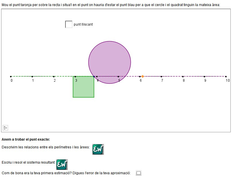 areas and algebraic expressions 2
